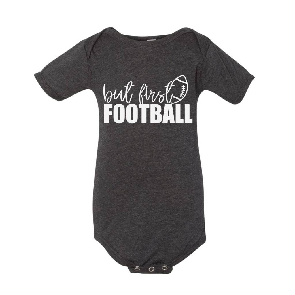 Annie & Olivers + Fat Bear Designs But First Football