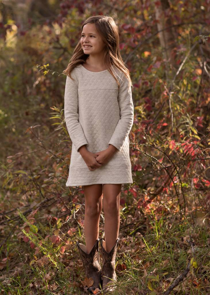 Mabel + Honey Into The Wild Dress