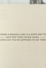 Frank & Funny Bananas (Happy Birthday)