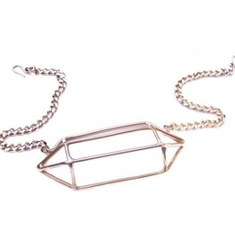 AOKO SU Crystal Vision Necklace