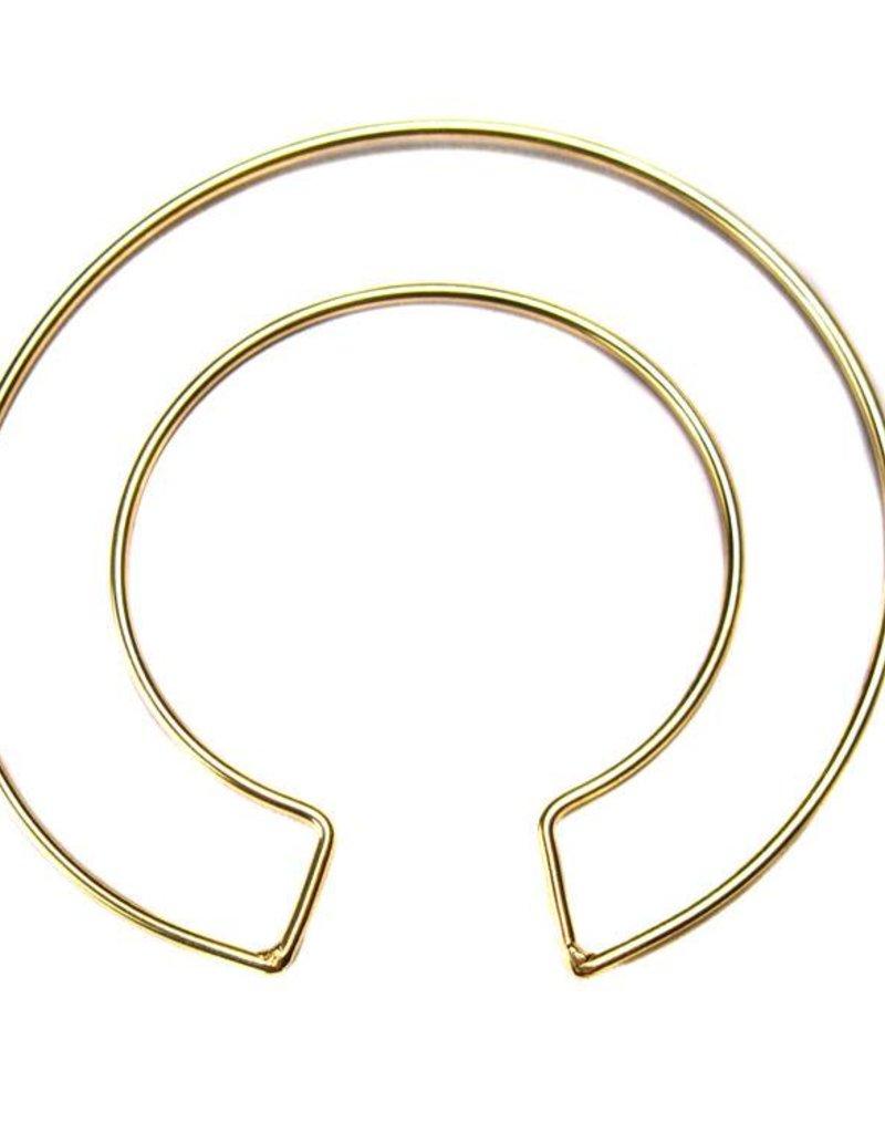AOKO SU Channel Cuff Bracelet