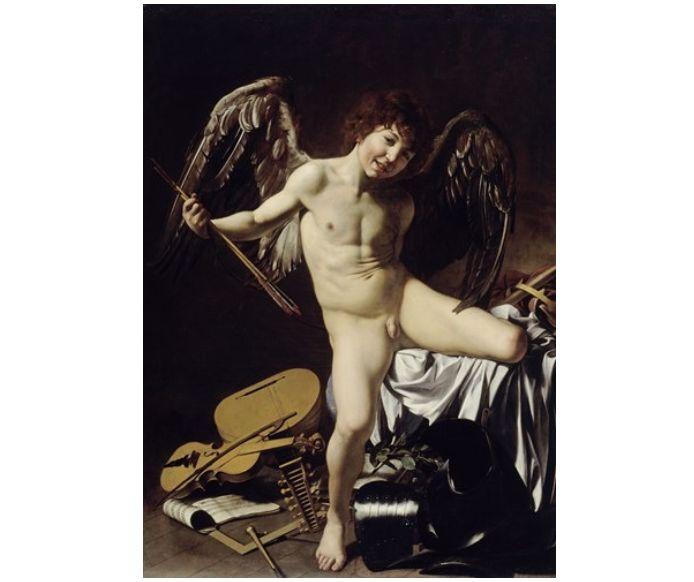 IXXI Cupid as Winner - Large