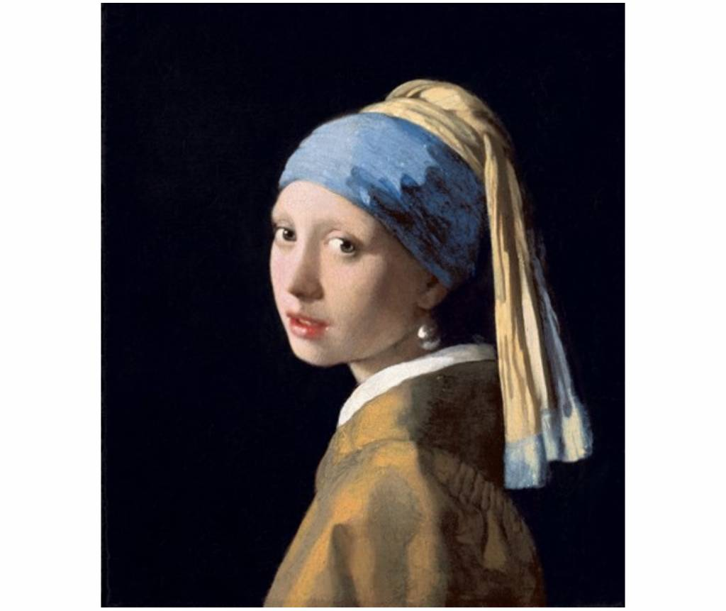 Ixxi Girl With A Pearl Earring  Small