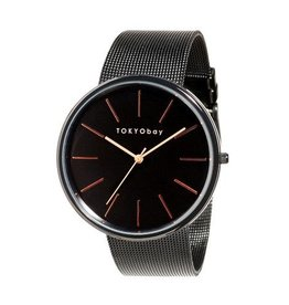 TOKYObay Jet Watch - Black
