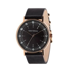 TOKYObay Infinity Watch - Black