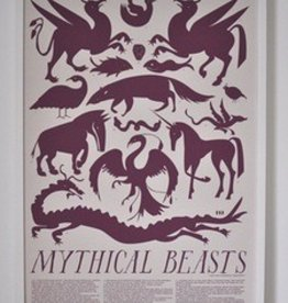 Banquet Atelier & Workshop Mythical Beasts - Poster