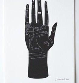 Banquet Atelier & Workshop Palmistry - Poster