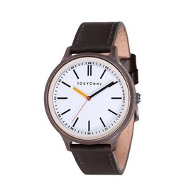TOKYObay Specs Watch - Ivory