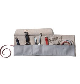 TOKYObay Obi Jewellery Roll - Grey