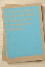 """Frank & Funny Notebook - """"I feel less guilty about napping when..."""""""
