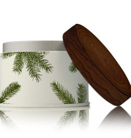 Thymes Frasier Fir Poured Candle - Tin