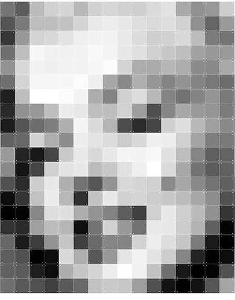 Ixxi Marilyn Monroe Pixelated Alchemy