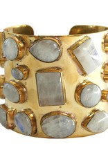 Addison Weeks Bendall Cuff - Moonstone
