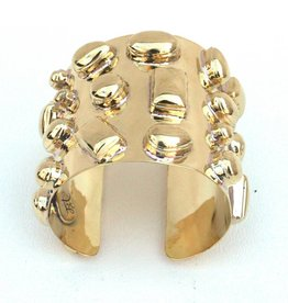 Addison Weeks Bendall Cuff - All Gold