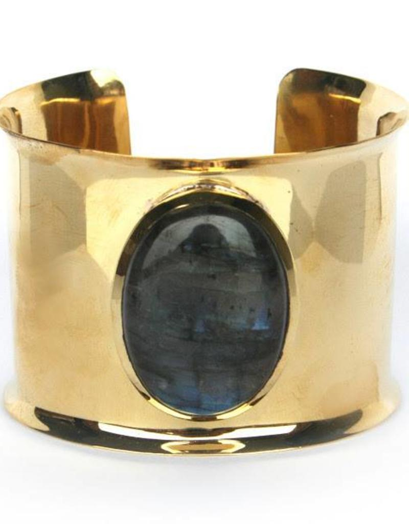 Addison Weeks Stutts Cuff - Labradorite