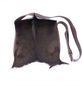 MooMoo Designs Postman Bag - Brown