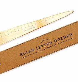 IZOLA Ruled Letter Opener