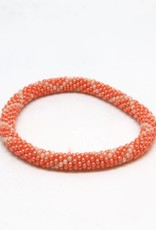 Aid Through Trade Papaya Punch Bracelet - 2