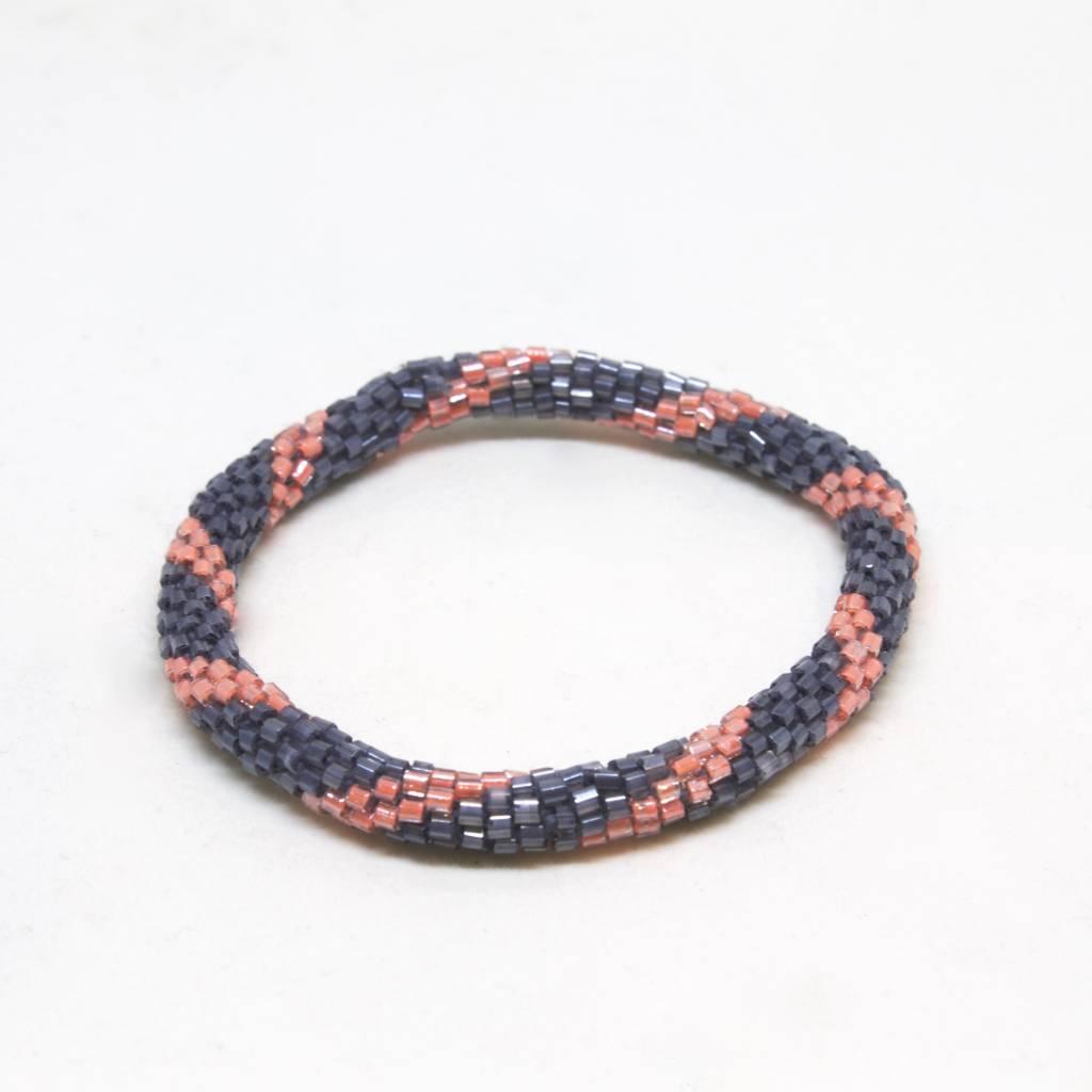 Aid Through Trade Papaya Punch Bracelet - 5