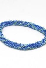 Aid Through Trade Blue Lagoon Bracelet - 4