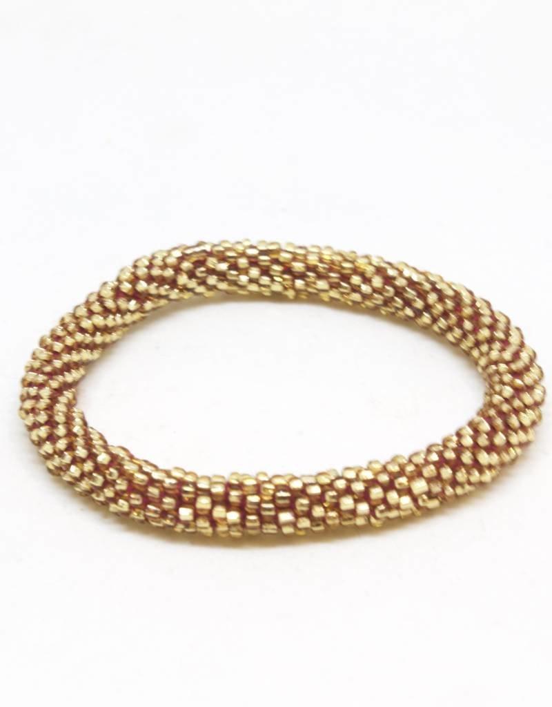 Aid Through Trade Mocha Bracelet - 1