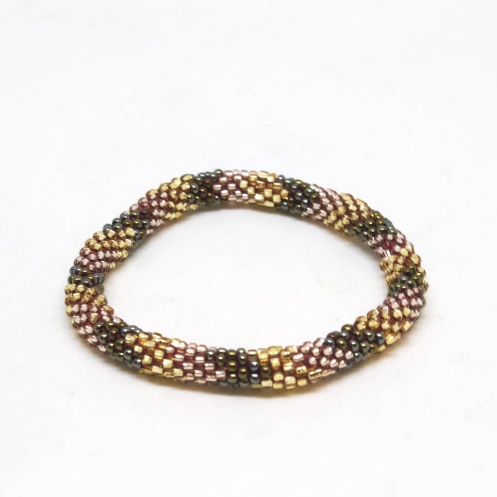 Aid Through Trade Mocha Bracelet - 3