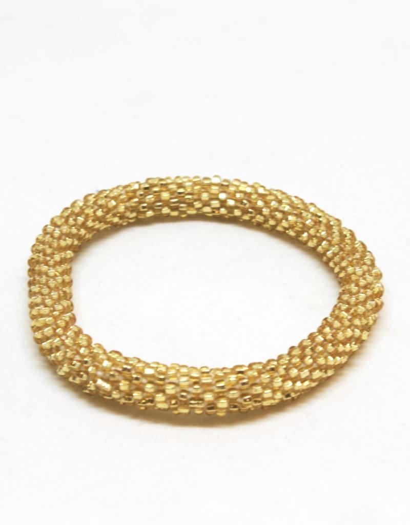 Aid Through Trade Mocha Bracelet - 5
