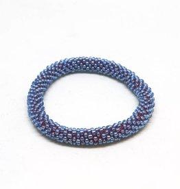 Aid Through Trade Lavender Bracelet - 1