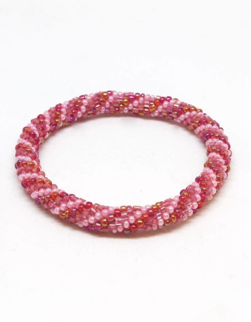 Aid Through Trade Strawberry Shortcake Bracelet - 10