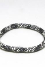 Aid Through Trade Platinum Bracelet - 8