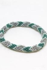Aid Through Trade Jade Bracelet - 7