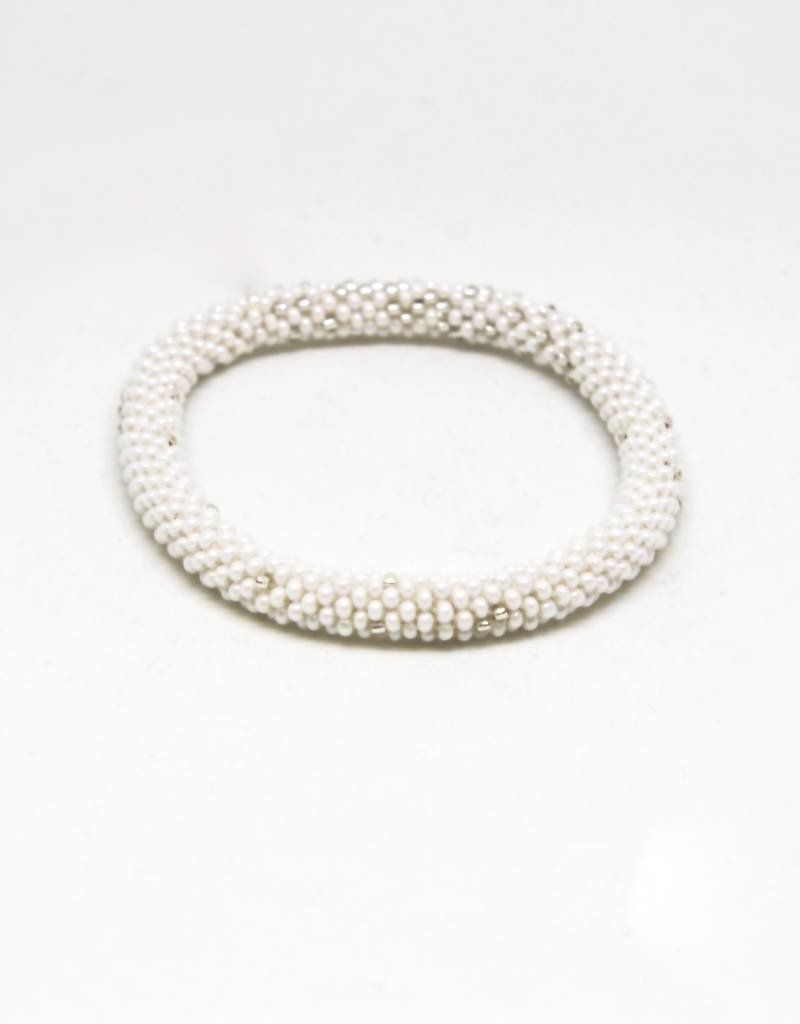 Aid Through Trade Pearl Bracelet - 10