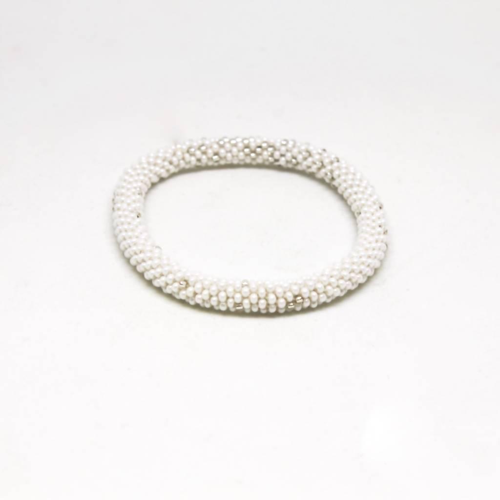 Aid Through Trade Pearl Bracelet - 10