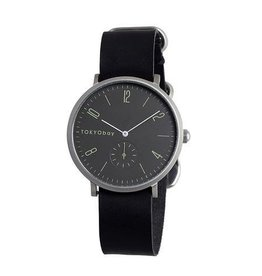 TOKYObay Noah NATO Watch - Black