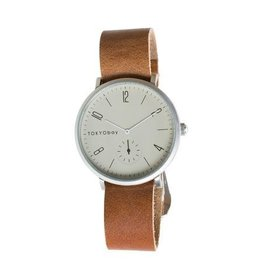 TOKYObay Noah NATO Watch - Brown