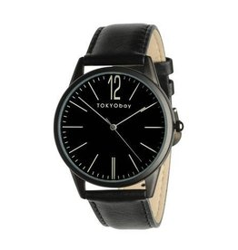 TOKYObay Jones Watch - Black