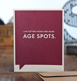 Frank & Funny Age Spots (Just For Laughs)