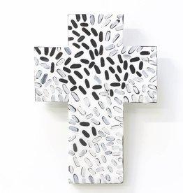 Entouquet Med. Black & White Max Mara Cross