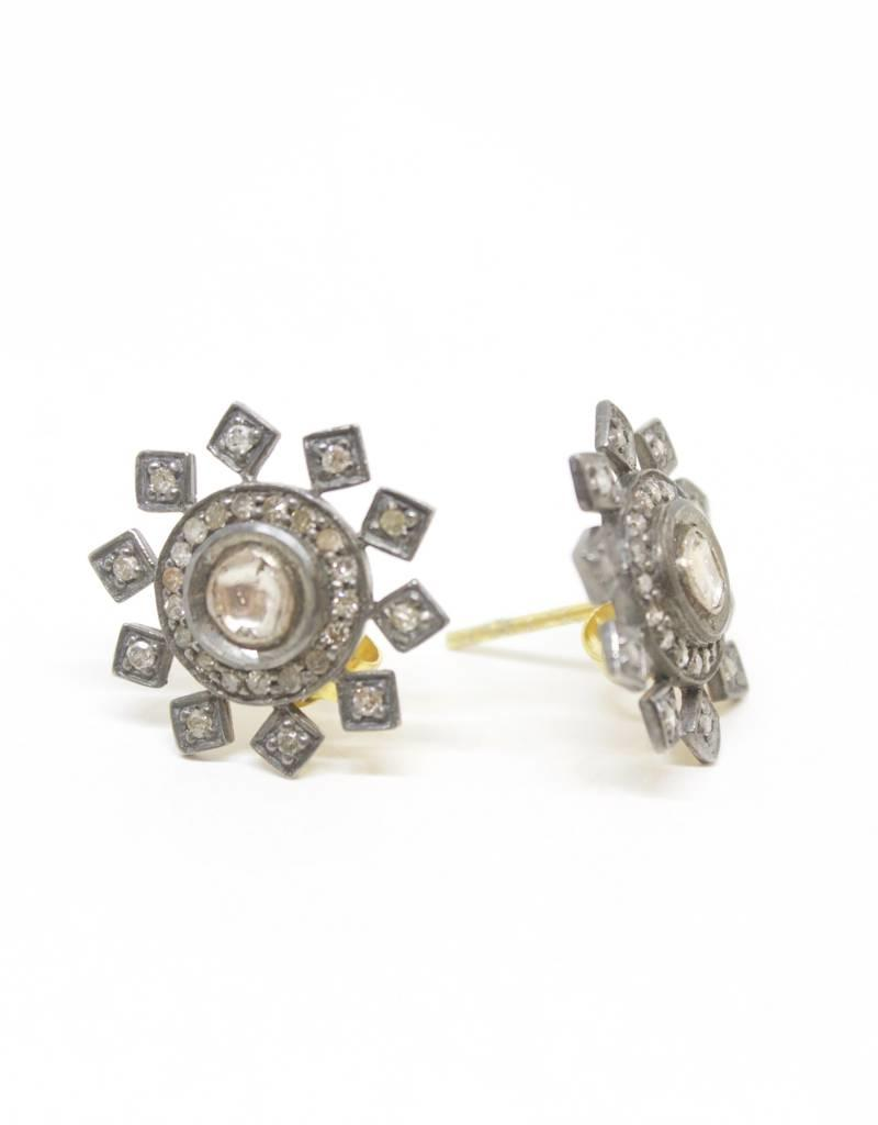 yellow diamond s strand small white onbody gold bezel diamonds stone stud and princess products