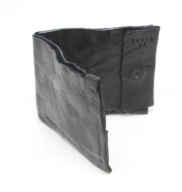 Engso Handmade Leather Wallet - Black