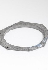Dconstruct Jewelry Fractured Cement Bangle - Octagon