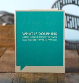"""Frank & Funny """"What if Dolphins Aren't Leaping Out of the Water"""" (Just For Laughs)"""