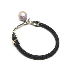 Kalosoma Sting Ray and Pond Pearl Bracelet