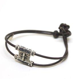 Kalosoma Silver Beads Bracelet