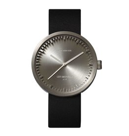 Leff Amsterdam Tube Watch D - Steel