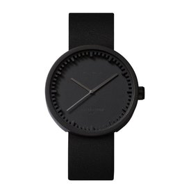 Leff Amsterdam Tube Watch D - Black
