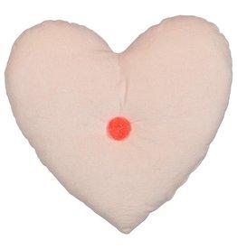 Meri Meri Velvet Heart Pillow