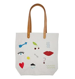 Meri Meri Icons Tote Bag
