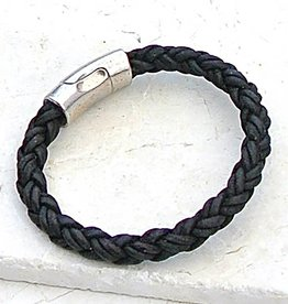 Canoe Dark Brown 8 Ply Bracelet