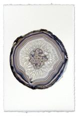 Barloga Studios Pastel Agate Print